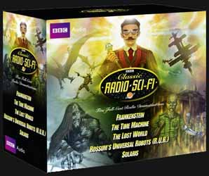 classic radio sci fi collection audio drama review